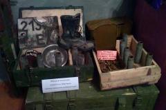 Збір та передача у музеї артефактів із АТО