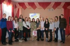 Зустріч з учнями школи №20 Суми-2