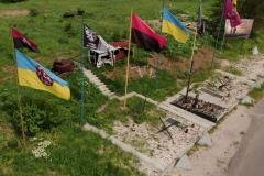 Меморіал захисникам авдіївської промзони 3