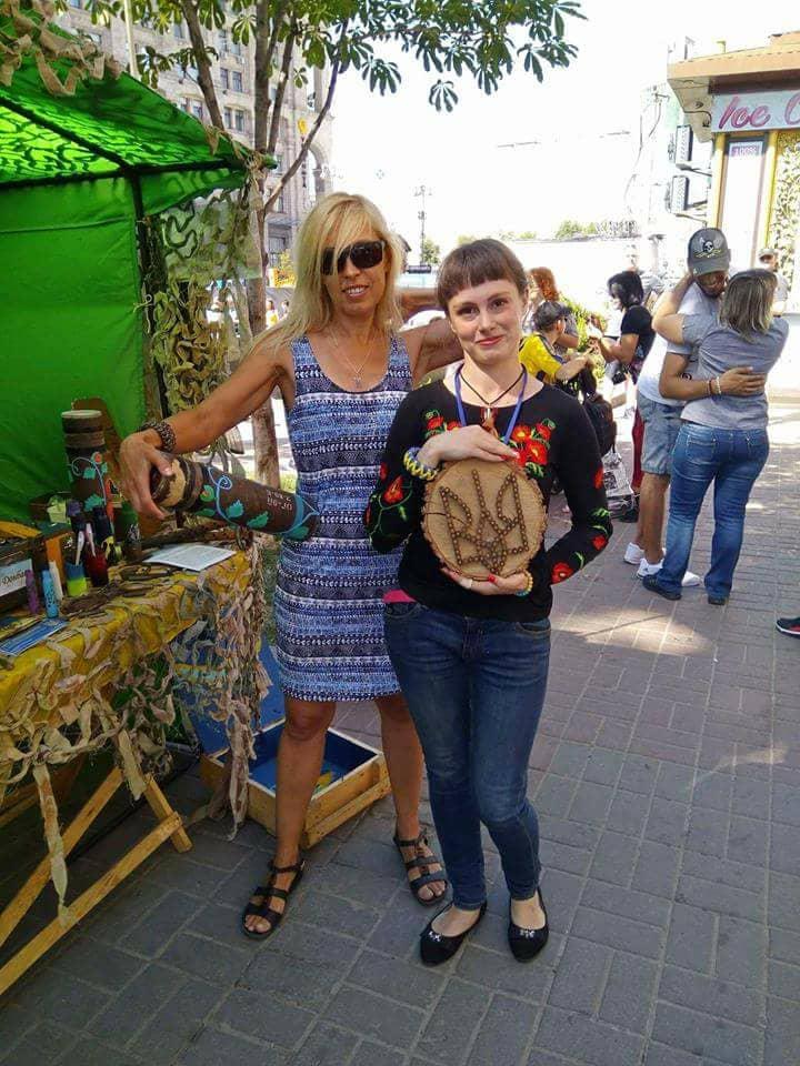 В столиці завершився ярмарок-виставка На теренах Донбасу