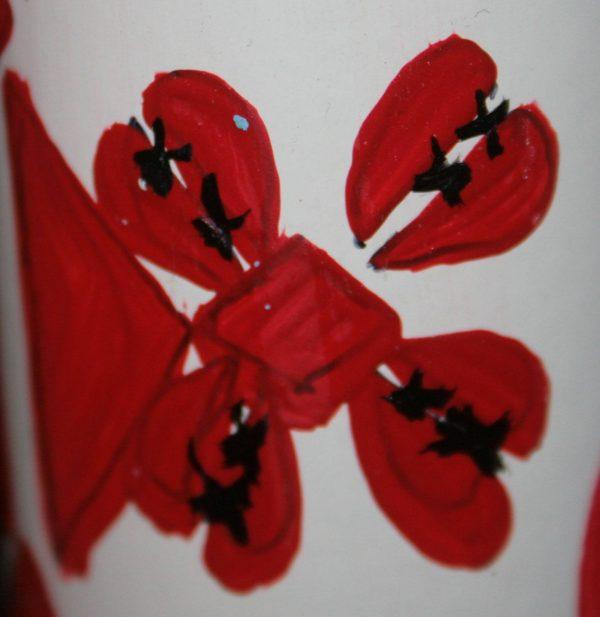 Гільза декорована Житомирська вишиванка