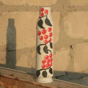 Сувенір - гільза з луганським орнаментом