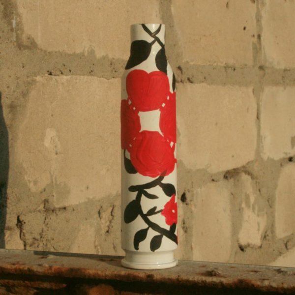 Сувенір - гільза з херсонським орнаметом
