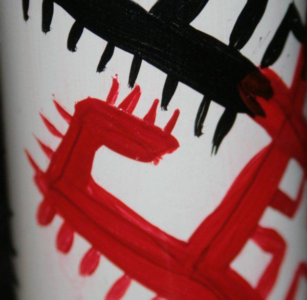 Гільза з з хмельницьким орнаментом