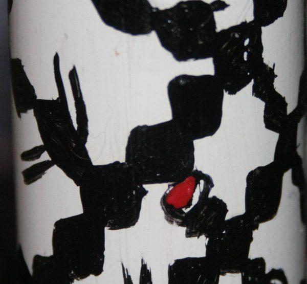 Сувенір - гільза з чернігівським орнаментом
