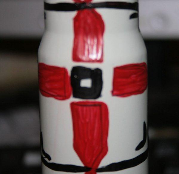 Рівненська вишиванка декорована гільза