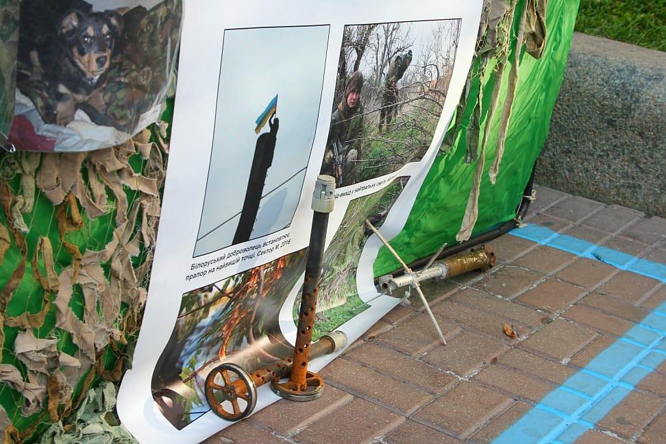 На столичному Хрещатику пройшла благодійна виставка
