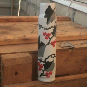 Сувенір - гільза з миколаївським орнаментом