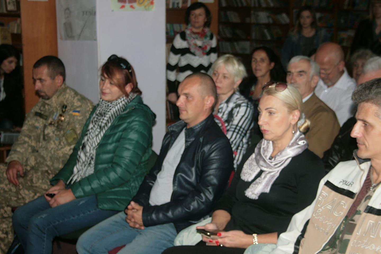 Гості презентації в Дубно