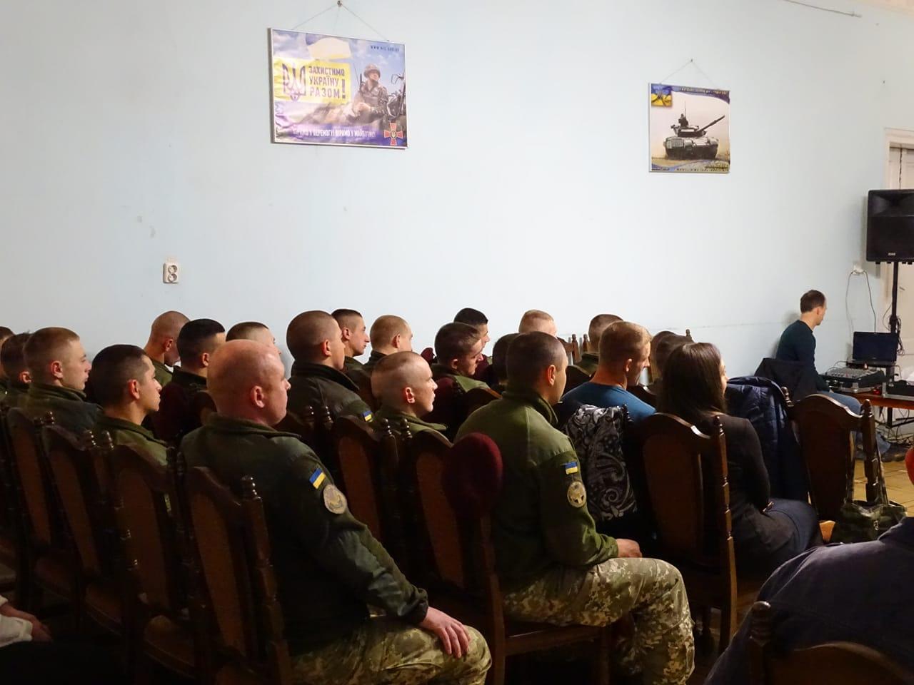 Презентація у Львові - гості