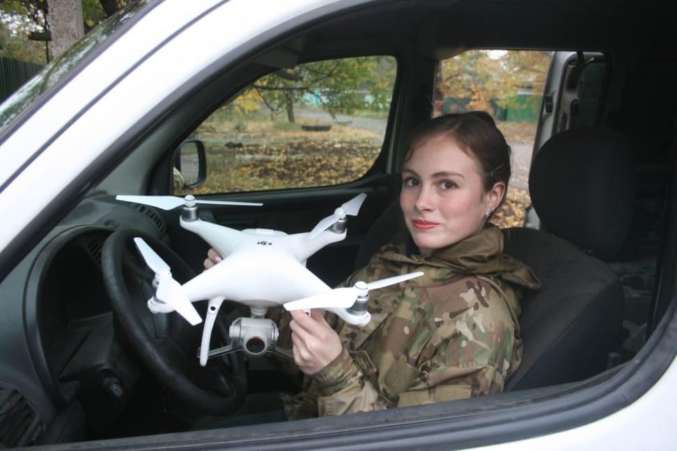 Безпілотник Авто