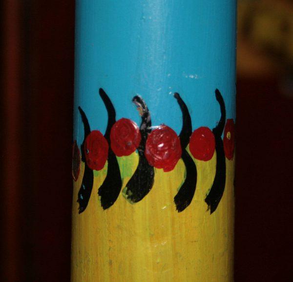 Декорована гільза-сувенір