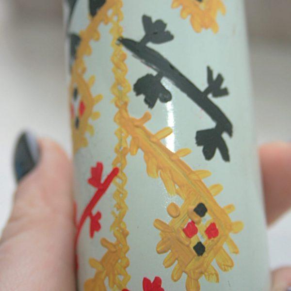 Гільза з чернівецьким орнаментом - сувенір
