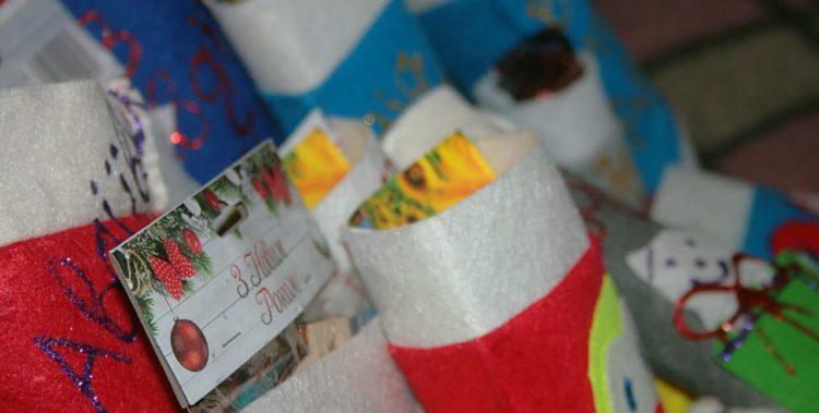 Новорічні дива для захисників Авдіївки від вдячних місцевих мешканців