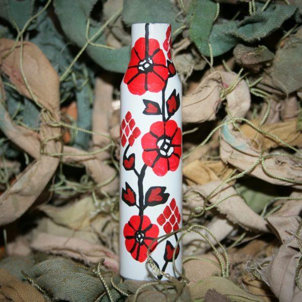 Сувенір - гільза з запорізьким орнаментом