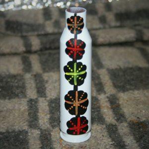 Сувенір: гільза декорована тернопільським орнаментом