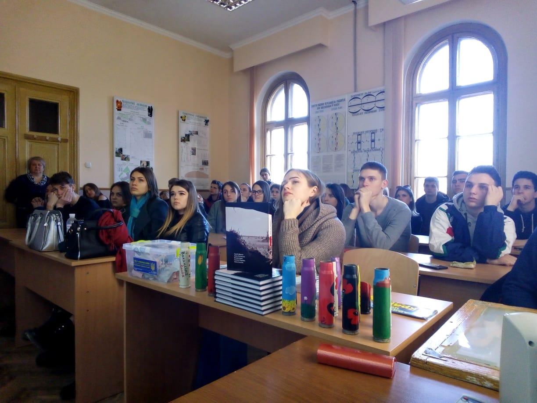Студенти Чернівецького університету