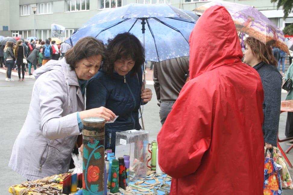 АвдіївкаFM дощ та вітер