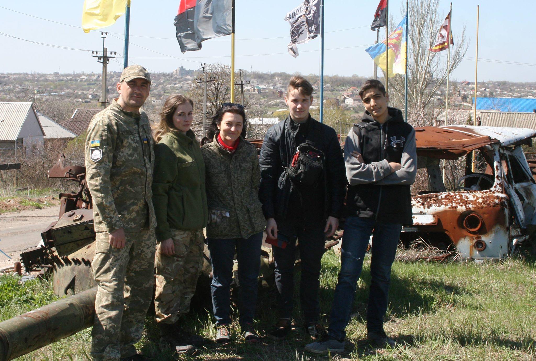 Волонтери БФ Зорі Надії