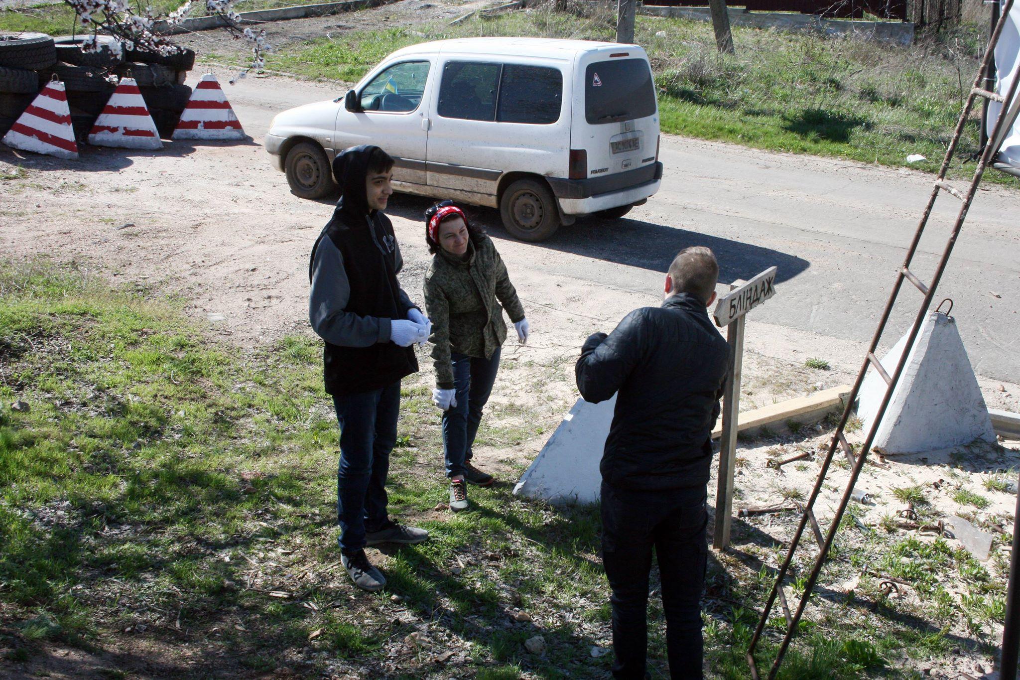 Планування робіт на меморіалі