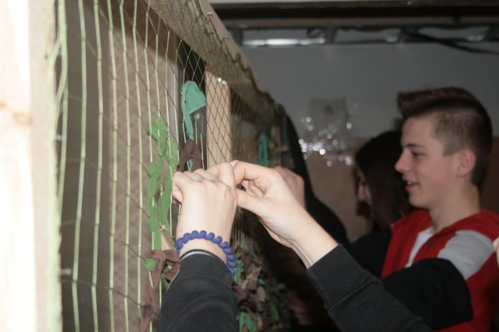 Учені плетуть массітку