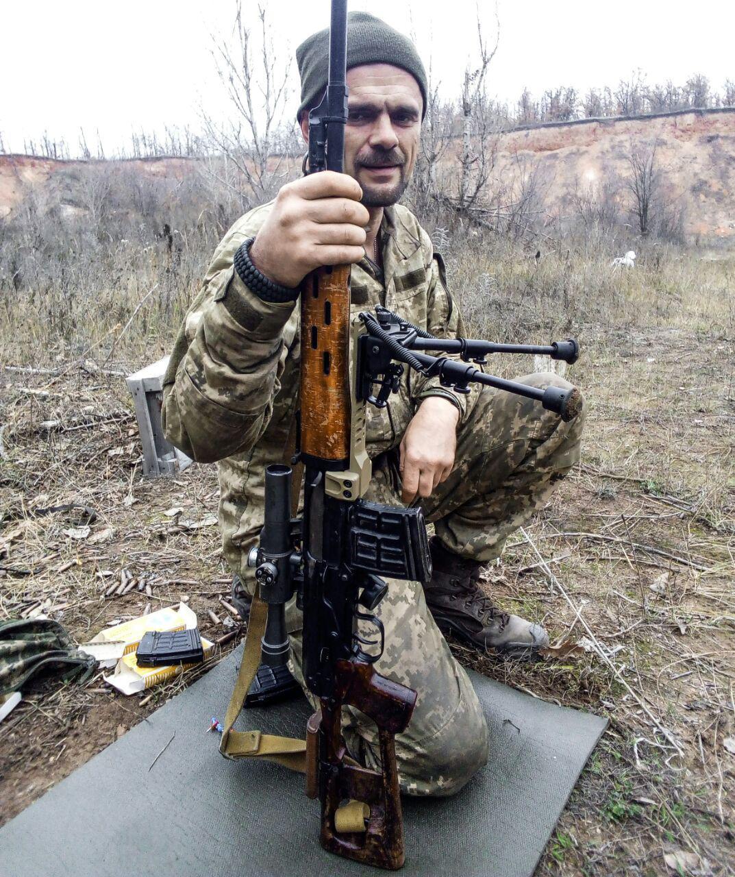 снайперська гвинтівка