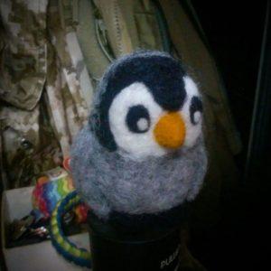 Сувенір - пінгвінчик