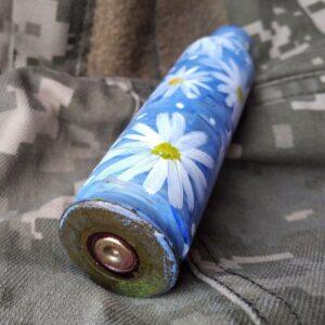 Львівські ромашки - Декорована гільза