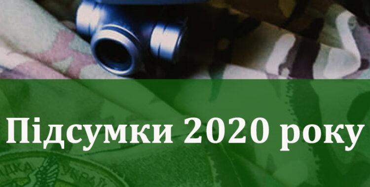 Звіт за доходи і витрати у 2020 році